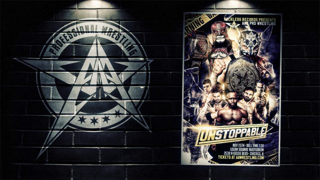 Watch AAW Unstoppable 2017 11/25/2017 Full Show Online Free