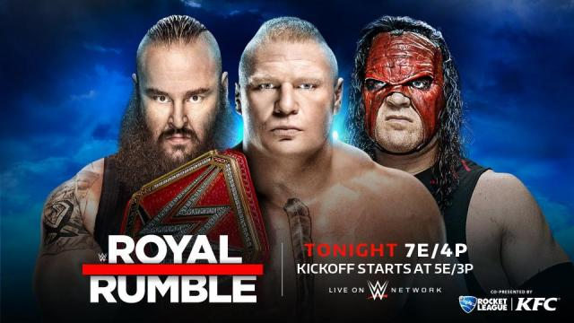 Watch WWE Royal Rumble 1/28/2018 Full Show Online Free