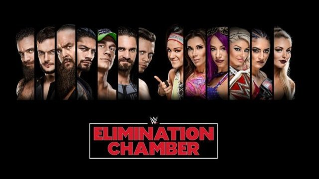 Watch WWE Elimination Chamber 2/25/2018 Full Show Online Free