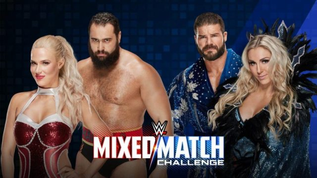 Watch WWE Mixed Match Challenge S01E09 3/13/2018 Full Show Online Free