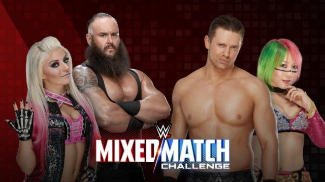 Watch WWE Mixed Match Challenge S01E10 3/20/2018 Full Show Online Free