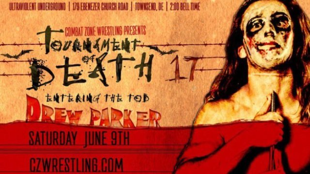 Watch CZW Tournament of Death 17 6/9/2018 Full Show Online Free