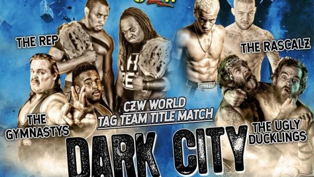 Watch CZW Dark City 6/29/2018 Full Show Online Free