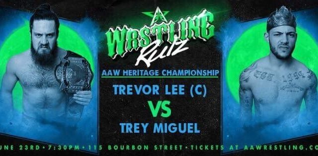 Watch AAW Wrestling Rulz 6/23/2018 Full Show Online Free