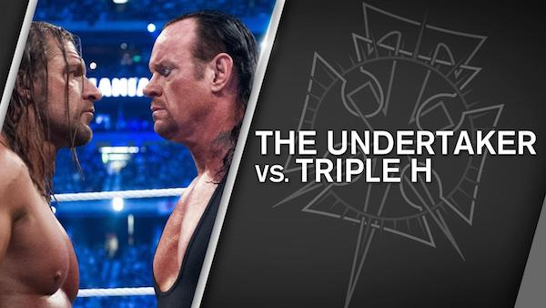Watch Undertaker Vs Triple H Rivalries All Matches DvD 2018 Full Show Online Free