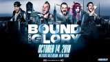 Watch IMPACT Wrestling Bound For Glory 2018 PPV Full Show Online Free