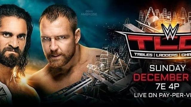 Watch WWE TLC: Tables, Ladders & Chairs 12/16/2018 Full Show Online Free