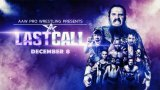 Watch AAW Last Call 12/8/2018 Full Show Online Free
