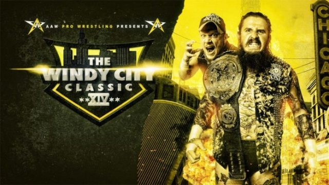 Watch AAW The Windy City Classic XIV 12/29/2018 Full Show Online Free