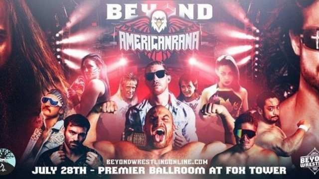Watch Beyond Wrestling Americanrana 19 7/28/2019 Full Show Online Free