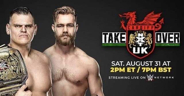 Watch WWE NXT UK TakeOver: Cardiff 8/31/2019 Full Show Online Free