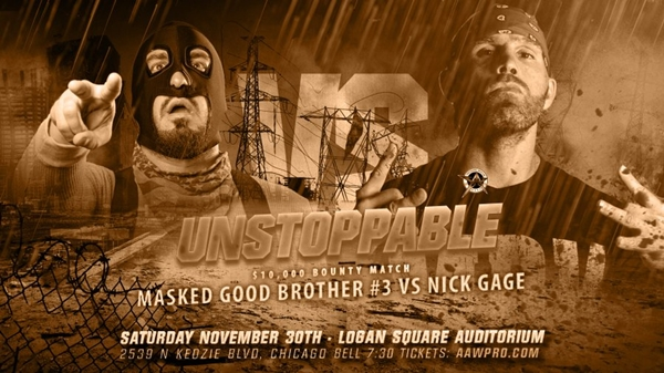 Watch AAW Unstoppable 2019 Full Show Online Free