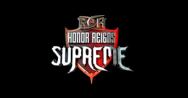Watch ROH Honor Reigns Supreme 2020 Full Show Online Free