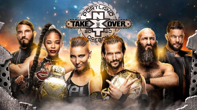 Watch WWE NXT TakeOver: Portland 2/16/2020 Full Show Online Free