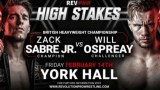 Watch RPW High Stakes 2020 Full Show Online Free