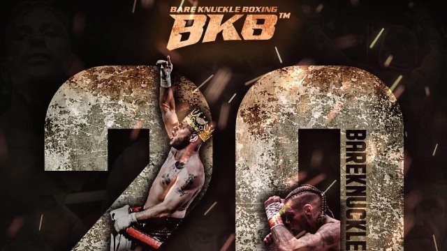 Watch BKB 20: A Night of Prizefighters 1/25/2020 Full Show Online Free