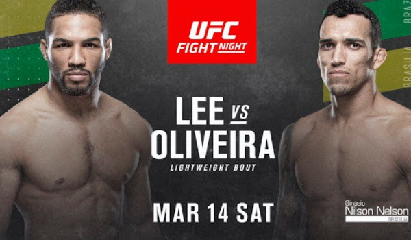 Watch UFC Fight Night 170: Lee vs. Oliveira 3/14/2020 Full Show Online Free