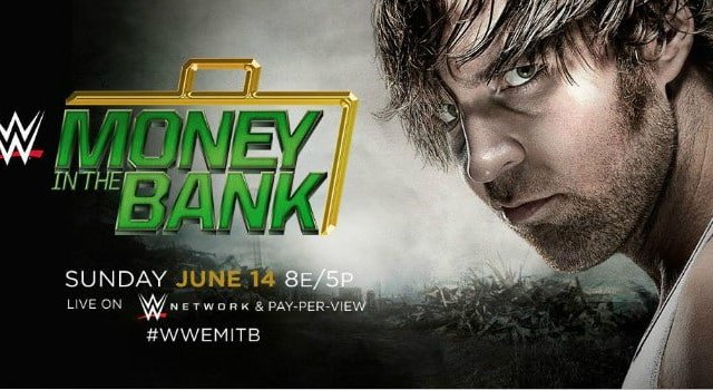 Watch WWE Money in the Bank 2015 Full Show 14th June 2015
