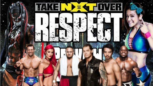 Watch WWE NXT TakeOver: Respect 10/7/2015 Full Show Online Free