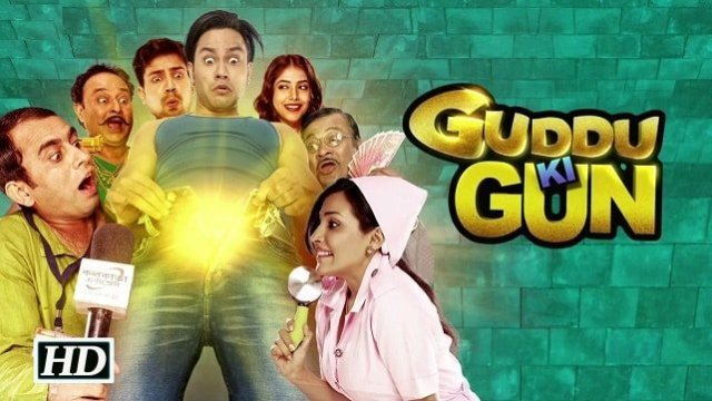 Watch Guddu Ki Gunn (2015) Online Free Hindi Movie