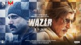 Watch Wazir Official Trailer Online Free ft. Amitabh Bachchan & Farhan Akhtar
