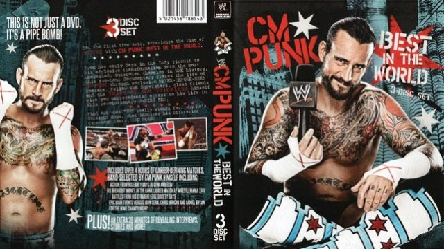 Watch WWE CM Punk Best in the World DVD Full Documentary Online Free