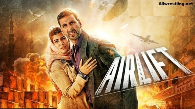 Watch Airlift (2016) Full Hindi Movie Online Free HD