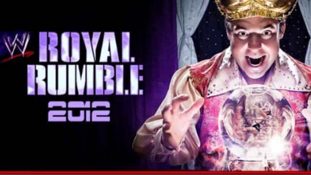 Watch WWE Royal Rumble 2012 Full Show Online Free