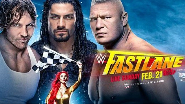 Watch WWE Fastlane 2016 PPV 2/21/2016 Live Stream Full Show Online Free