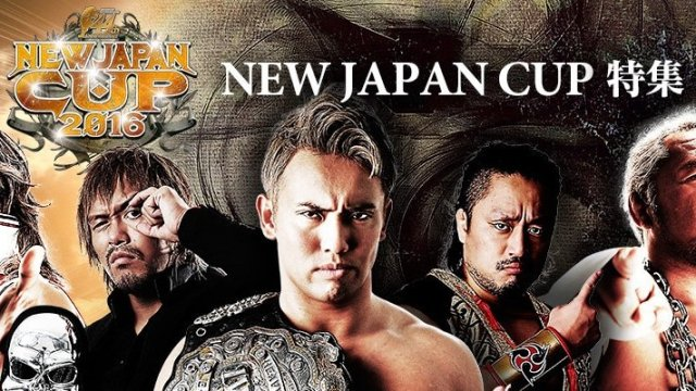 Watch NJPW New Japan Cup 2016 Day 1 Full Show Online Free