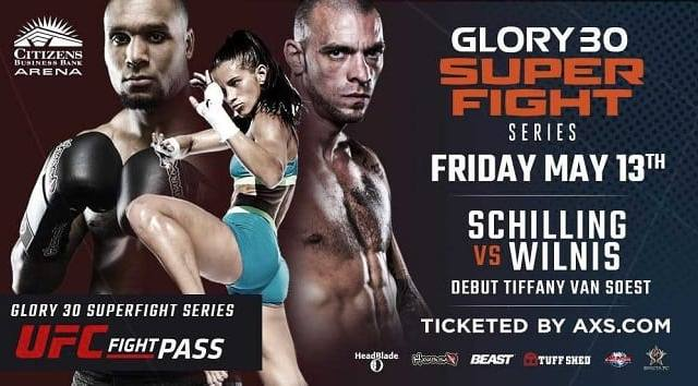 Watch Glory 30 SuperFight Series 5/13/2016 Full Show Online Free