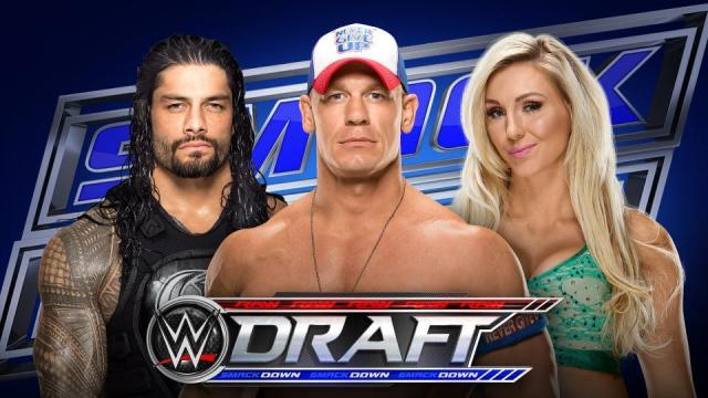 Watch WWE Draft Center 2016 7/19/2016 Full Show Online Free