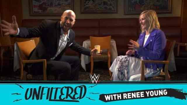 Watch WWE Unfiltered with Renee Young S02E03 Cesaro