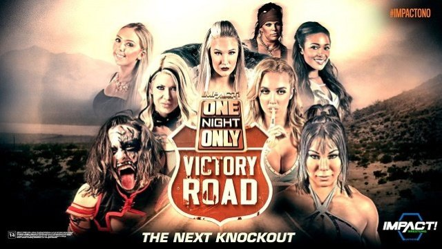 Watch TNA One Night Only Victory Road 2017 Full Show Online Free