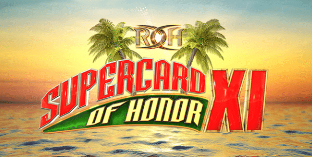 Watch ROH Supercard of Honor XI 2017 Full Show Online Free