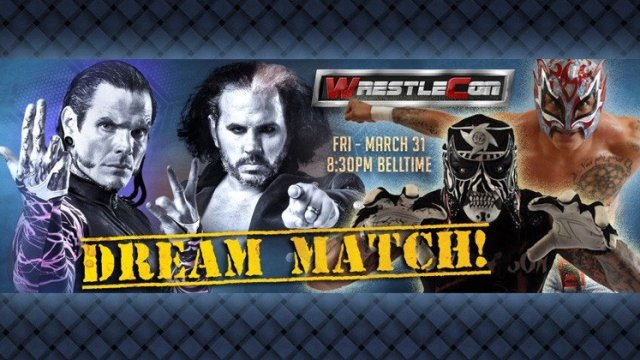 Watch WrestleCon Supershow 2017 Full Show Online Free