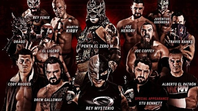 Watch WCPW No Regrets 4/29/2017 Full Show Online Free
