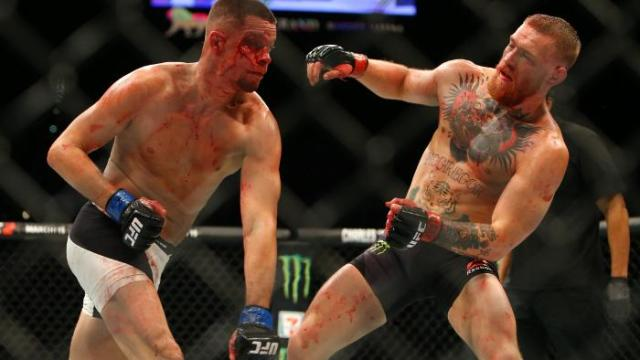 Watch UFC 202: Conor Mcgregor vs. Nate Diaz 2 Full Fight Video Online Free HD