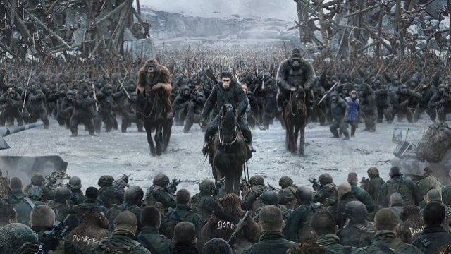 Watch War for the Planet of the Apes Online Free 2017 Putlocker