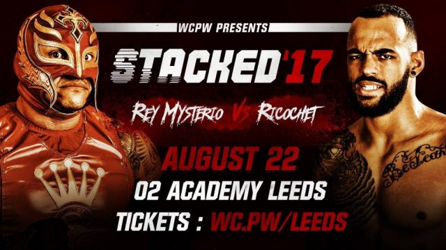 Watch WCPW Stacked 17 8/22/2017 Full Show Online Free