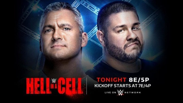 Watch WWE Hell in a Cell 10/8/2017 Full Show Online Free