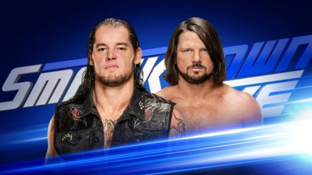 Watch WWE SmackDown Live 10/10/2017 Full Show Online Free