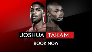 Watch Boxing: Joshua vs Takam 10/28/2017 PPV Full Show Online Free