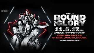 Watch TNA iMPACT Bound for Glory 2017 11/5/2017 Full Show Online Free