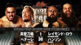 Watch NJPW World Tag League Day 3 11/20/2017 Full Show Online Free