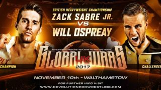 Watch RPW/NJPW Global Wars UK Night 2 11/10/2017 Full Show Online Free