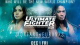 The Ultimate Fighter 26 Finale: Montano vs. Modafferi 12/1/2017 Full Show Online Free