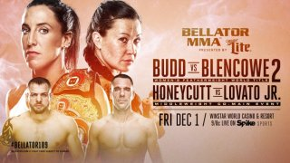 Watch Bellator 189: Budd vs. Blencowe 2 12/1/2017 Full Show Online Free