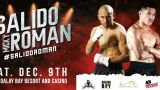 Watch Boxing: Orlando Salido vs. Miguel Roman PPV 12/9/2017 Full Show Online Free