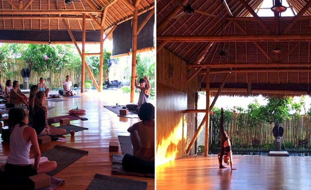 Best Places Practice Yoga Bali Teacher Training